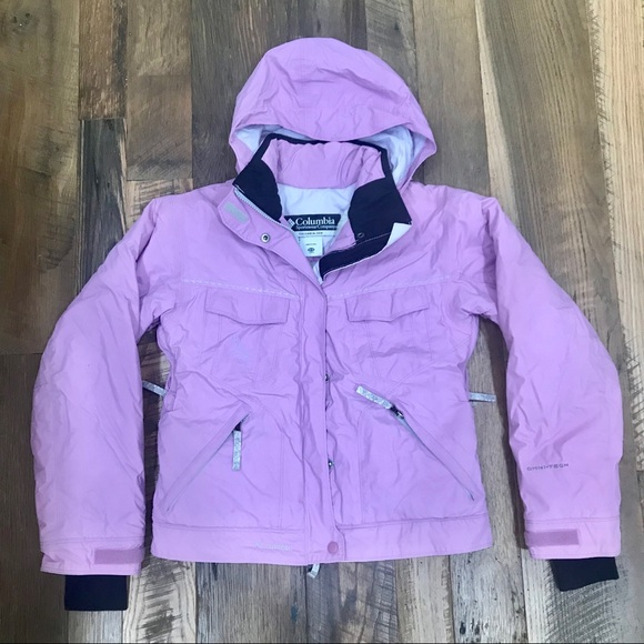 Columbia Other - Columbia Omni-Tech Snowboard Ski Coat Girl 14-16